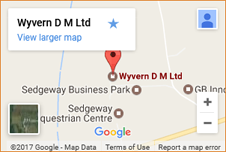 WyvernDM Ltd. - Get Directions